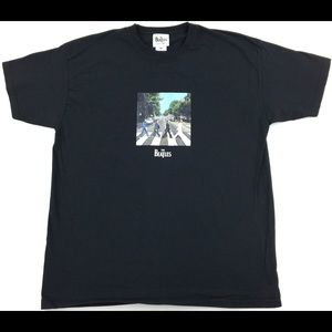 2013 The Beatles Abbey Road Graphic Men's T-Shirt